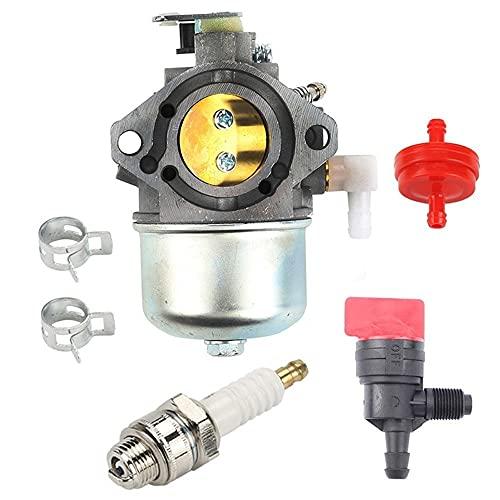 Reemplazo del Kit de carburador de Motor para Walbro LMT 5-4993 17.5 HP Motor Coche Motocicleta Motosierra Accesorios Kit de Motor