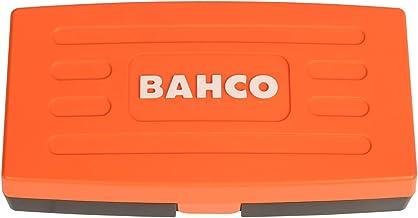 """Bahco SL25 BHSL25 Nyckelsats 1/4""""25-Delad Sexkant, Flerfärgad"""