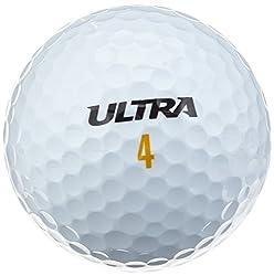 Wilson Golfbälle Ultra weiß 24er