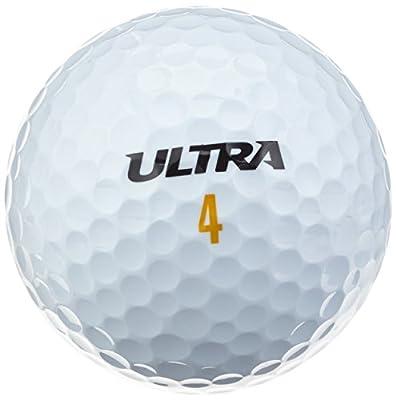 Wilson Golfbälle Ultra weiß