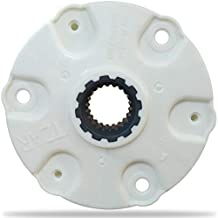AHL73855301 AHL72914401 Assembly Washing Machine Rotor Hub Compatible With LG, Kenmore Washers Replacement for MBF618448 4413EA1002B 4413ER1001C 4413ER1002F 4413ER1003B -1 Year Warranty