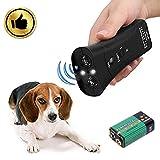 Dog Ultrasonic Trainer - Anti Barking Device Bark Control Training Aid 3 in
