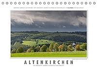 Emotionale Momente: Altenkirchen - der lebenswerte Landkreis im Norden des Westerwaldes. (Tischkalender 2022 DIN A5 quer): Ingo Gerlach, Fotograf aus Betzdorf an der Sieg, hat die Bilder fuer diesen wunderschoenen Kalender fotografiert. (Monatskalender, 14 Seiten )