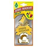 LIEMI ✅ Arbre Magique Deodorante per Auto Cocco