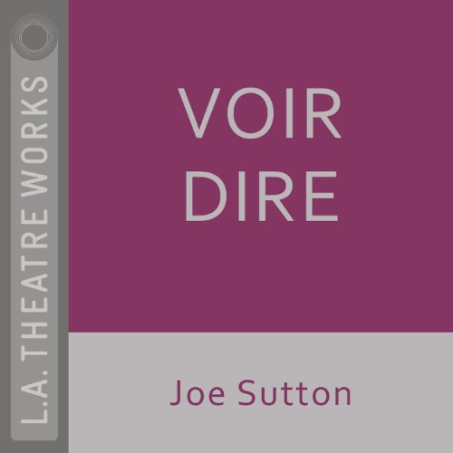 Voir Dire audiobook cover art