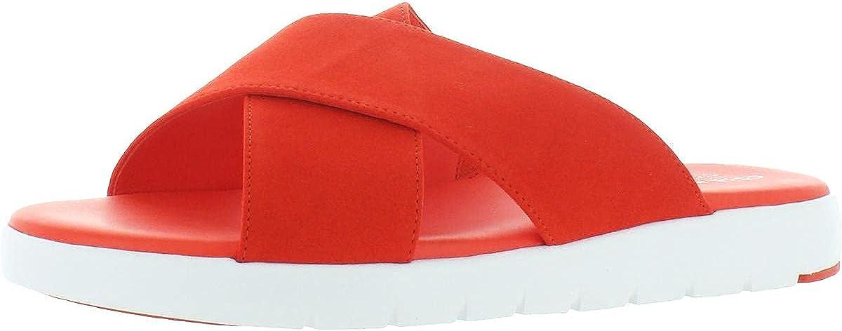 Cole Haan Womens Zero Grand Crosscourt Slide Sandals Sandals Casual - Off White