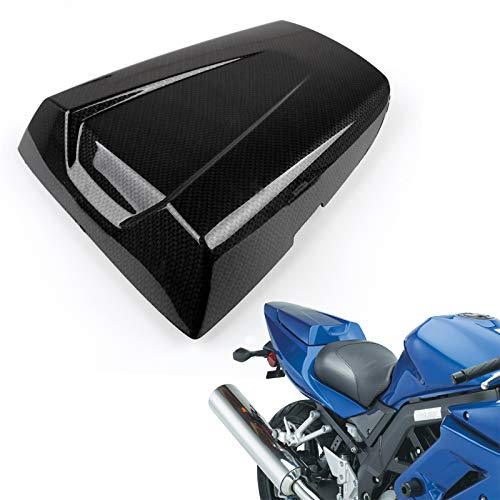 Artudatech Motocicleta Funda para Asiento Trasero Carenado, Moto Rear Seat Cowl Moto Colin para SUZU-KI SV650 SV1000 2003-2012