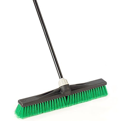 Commercial Push Brooms