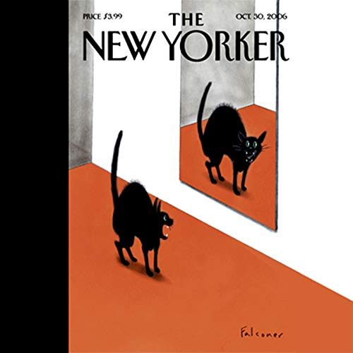 Couverture de The New Yorker (Oct. 30, 2006)