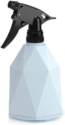 DBRP 霧吹き 詰め替え容器 園芸用 掃除用 消毒用 植物 花 スプレーボトル 0.6L ブルー
