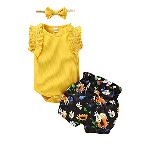 Infant Girl Outfit 3Pcs Set $7.00 (50% OFF Coupon)