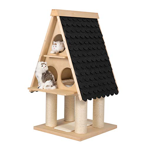 "Good Life 63"" Modern Design Cat Tree"