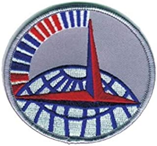 Military Embroidered Patch - AIR Transport Command - Iron-ON - New 3