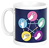 The Big Bang Theory GB Eye, Spock, Taza