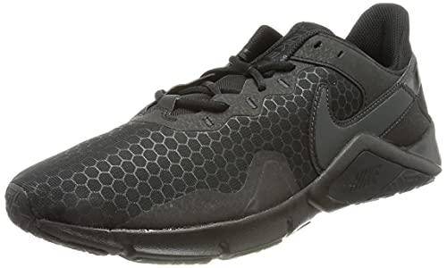 Nike Legend Essential 2, Zapatillas Deportivas Hombre, Negro Antracita, 42 EU