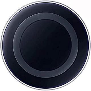 Qi Wireless Charging Pad Charger For Samsung Galaxy S6/ S6 Edge - Black