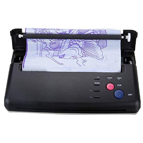 Fencia Transfer Copier Printer Machine Pro Black Tattoo Transfer Copier Printer Machine Thermal Stencil Paper Maker