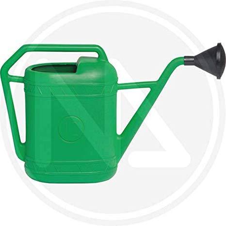 Gieter van polyethyleen met handdouche met gieter 12 Litri