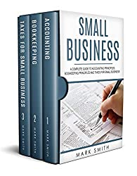 Financial Accounting Books - Small Business 3 Book Set