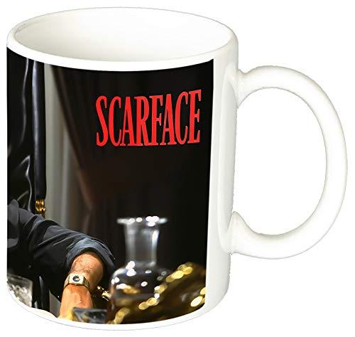 MasTazas Scarface Al Pacino B Taza Ceramica