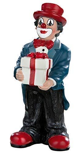 Gildeclown Die Überraschung - Gilde Clowns - Geschenk zum Muttertag H 9 cm