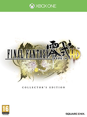 Final Fantasy Type-0 HD - Collector's Edition (Xbox One)
