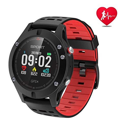 APHYC Reloj deportivo con Bluetooth