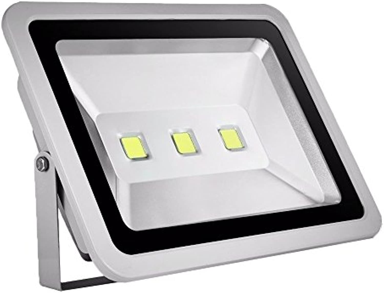 ALPHA DIMA 150W LED Fluter Strahler Gartenlampe Kaltwei Licht IP65 Wasserdicht Aluminium Gehuse 85-265V