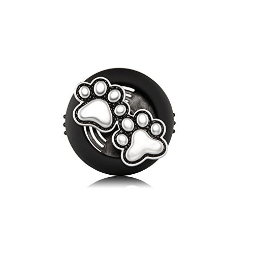 Bath and Body Works Scentportable Car Vent Clip Paw Prints