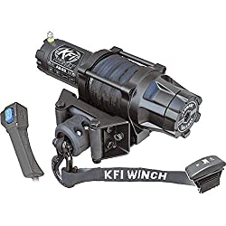 KFI Products AS-50 5000lb Assault Winch Review