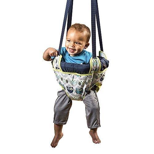NEW Baby Door Jumper Owl Bouncer...