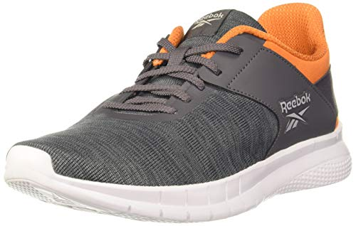 Reebok Men's Genesis Runner ASH Grey-Nacho Running Shoe-7 UK (8 US) (EW5099)