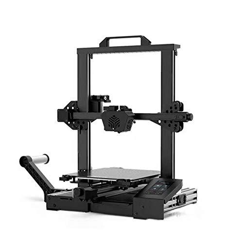 GIAOGIAO 3D Stereodrucker Industrial Grade DIY Kit Kleiner geprägter Desktopdrucker
