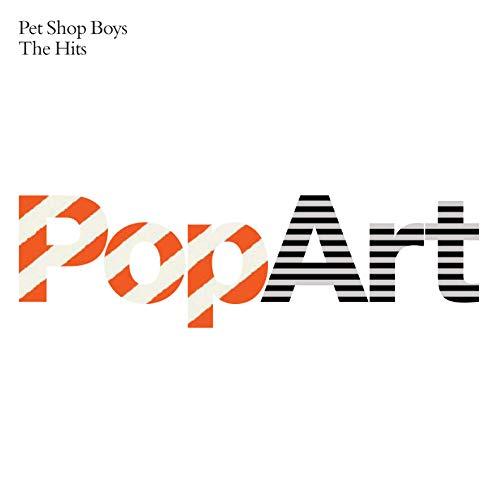 Pet Shop Boys - Popart The Hits [CD]