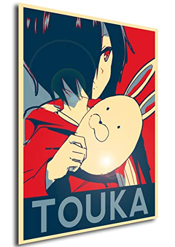 Instabuy Posters Propaganda - Tokyo Ghoul - Touka (Variant 2) (A3 42x30)