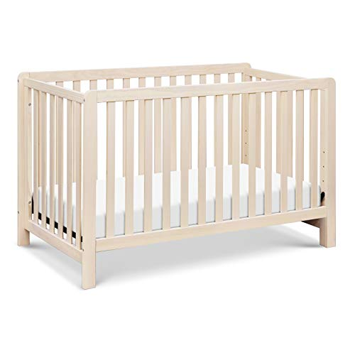 Carter's by DaVinci Colby 4-in-1 Low-Profile Convertible Crib in Washed Natural | Greenguard Gold Certified