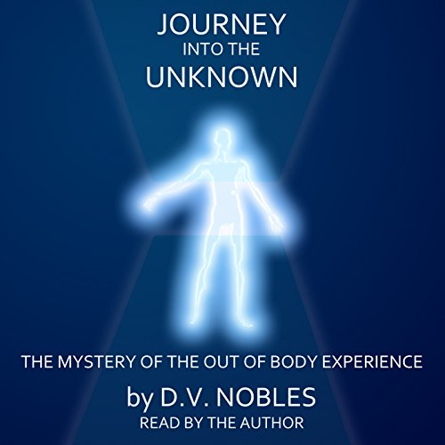 Journey into the Unknown audiobook cover art