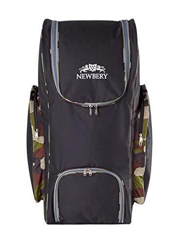 Newbery Cricket Big Duffle Bag, Einheitsgröße, Schwarz/Camo