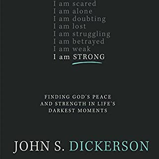 I Am Strong audiobook cover art