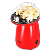 iFedio Hot Air Popper Popcorn Maker with 20 Bags