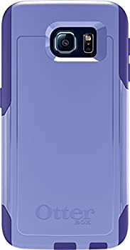 OtterBox COMMUTER SERIES for Samsung Galaxy S6 - Retail Packaging - Purple Amethyst  Periwinkle Purple/Liberty Purple