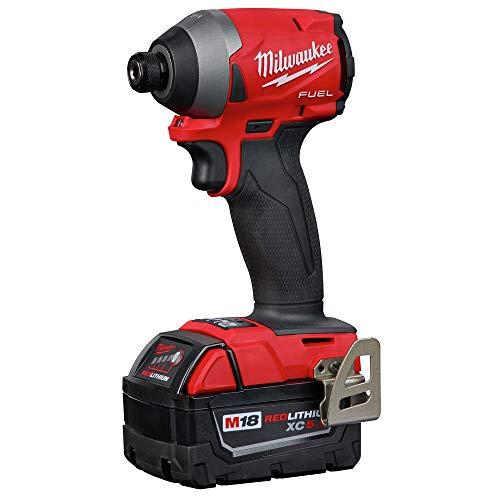 MILWAUKEE'S 2997-23 Fuel Combo Kit includes Drill Impact Reciprocating Sawzal