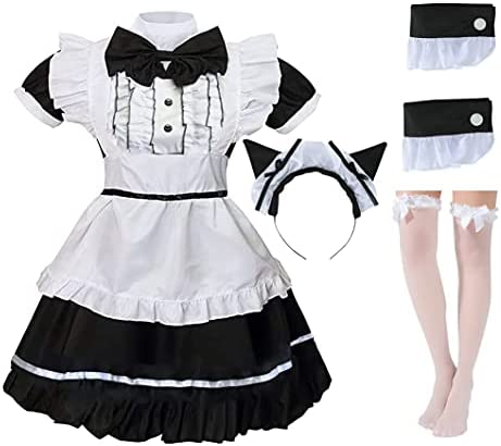 Classic maid outfit _image3