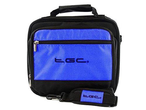 Philips PT9000/12Reproductor de DVD portátil Doble Compartimento Bolsa de Funda por TGC®