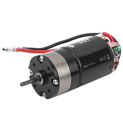 Metal del motor de la caja de cambios de los diseños precisos para SCX10