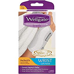 Wellgate PerfectFit Wrist Support for Women