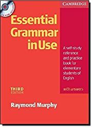 Essential Grammar in Use Edition with Answers and CD-ROM PB Pack
