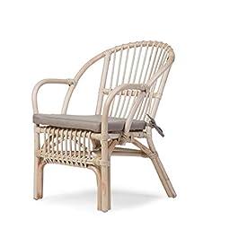 Chaise en rotin enfant Montana 56 cm – Childhome