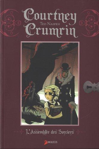 Courtney Crumrin - tome 2 L'Assemblée des Sorciers - Couleur (2)
