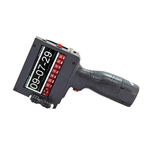 Weiming Coding Drucker Gun Hand Tintenstrahldrucker intelligente automatische Etikettendrucker für für den Druck Logo Barcode Label QR Code